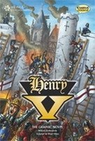CLASSICAL COMICS READERS: HENRY V. + AUDIO CD PACK