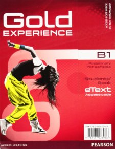 Gold Experience A2 Stud.'s eText Access Card