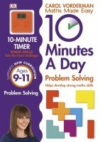 10 Minutes a Day Problem Solving (Key Stage 2 - Ages 9-11)