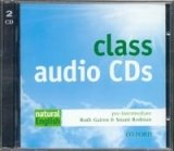 NATURAL ENGLISH PRE-INTERMEDIATE CLASS AUDIO CDs /2/
