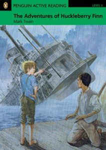 The Adventures of Huckleberry Finn Book and CD-ROM Pack - Level 3