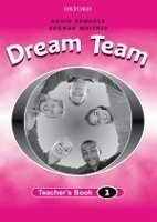 DREAM TEAM 1 TEACHER´S BOOK