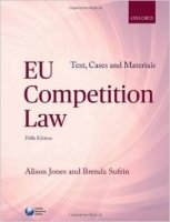 Eu Competition Law: Text Case Mat 5th Ed.