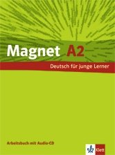 Magnet 2 – Arbeitsbuch + CD