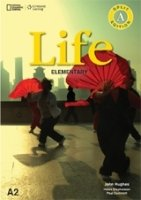 LIFE ELEMENTARY SPLIT EDITION A WITH DVD + WORKBOOK AUDIO CDs