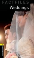 OXFORD BOOKWORMS FACTFILES New Edition 1 WEDDINGS AUDIO CD PACK