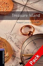 OXFORD BOOKWORMS LIBRARY New Edition 4 TREASURE ISLAND AUDIO CD PACK