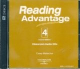 READING ADVANTAGE Second Edition 4 CLASS AUDIO CDs /2/