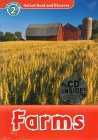 OXFORD READ AND DISCOVER Level 2: FARMS + AUDIO CD PACK