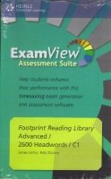 FOOTPRINT READERS LIBRARY Level 2600 EXAMVIEW SUITE CD-ROM
