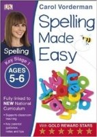 Spelling Made Easy Year 1 Age 5 - 6
