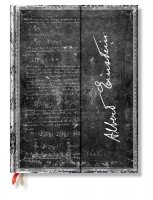 Paperblanks 2016 Albert Einstein, Special Theory of Relativity Ultra 12 Verso Diary