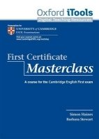 FIRST CERTIFICATE MASTERCLASS iTOOLS CD-ROM
