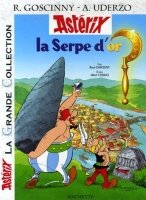BD Astérix: La serpe d´or (La Grande Collection)