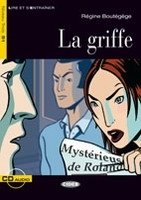 LA GRIFFE + CD (Black Car Readers FRA Level 3)