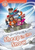Oxford Read and Imagine Level 2: Sheep in the Snow with Audio CD Pack