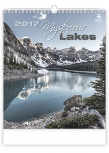 Mysterious Lakes N268-17
