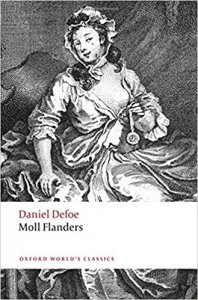 MOLL FLANDERS (Oxford World´s Classics New Edition)