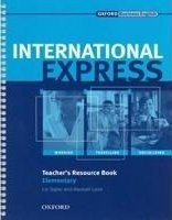 International Express, Interactive Editions - Elementary - Teacher's Resource Book + DVD pack