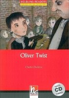 HELBLING READERS CLASSICS LEVEL 3 RED LINE - OLIVER TWIST + AUDIO CD PACK
