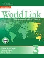 WORLD LINK Second Edition 3 STUDENT´S BOOK WITH CD-ROM PACK