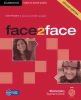 Face2face for Spanish Speakers Elementary Teacher's Book with DVD-ROM