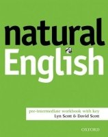 NATURAL ENGLISH PRE-INTERMEDIATE WORKBOOK WITH KEY