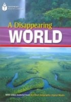 FOOTPRINT READERS LIBRARY Level 1000 - A DISAPPEARING WORLD