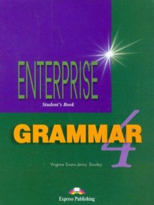 Enterprise 4 Interm Grammar Student's Book