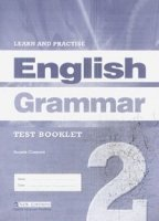 LEARN & PRACTISE ENGLISH GRAMMAR 2 TEST BOOKLET