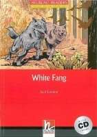 HELBLING READERS CLASSICS LEVEL 3 RED LINE - WHITE FANG + AUDIO CD PACK