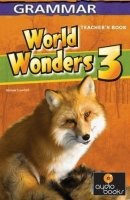 WORLD WONDERS 3 GRAMMAR TEACHER´S BOOK