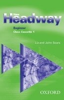 NEW HEADWAY BEGINNER CLASS AUDIO CASSETTES /2/