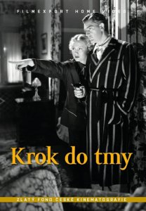 Krok do tmy - DVD box