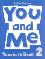 YOU AND ME 2 TEACHER´S BOOK