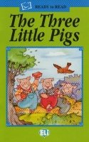 READY TO READ GREEN LINE: THE THREE LITTLE PIGS + AUDIO CD