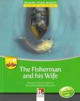 Helbling Young Readers Classics Stage C - The Fisherman and his Wife with CD-ROM Pack