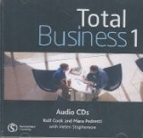 TOTAL BUSINESS PRE-INTERMEDIATE CLASS AUDIO CD