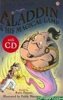 USBORNE YOUNG READING: ALADDIN AND HIS MAGICAL LAMP + CD