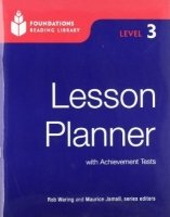 FOUNDATIONS READING LIBRARY Level 3 LESSON PLANNER with ACHIEVMENT TESTS