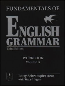 Fundamentals of English Grammar Workbook A (with Answer Key)