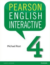 Pearson English Interactive 4 Online