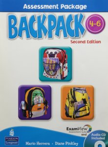 Backpack, 2nd Ed. Assessment Pack w/ CDs levels 4–6