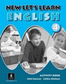 New Let's Learn English Activity Book 4