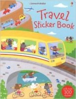 Travel Sticker Book (Usborne Sticker Books)