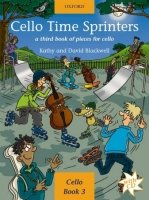 CELLO TIME SPRINTERS with AUDIO CD