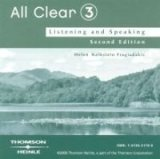 ALL CLEAR Second Edition 3 STUDENT´S AUDIO CD