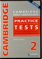 CAMBRIDGE FCE PRACTICE TESTS 2 2008 Revised Ed. AUDIO CDs /2/