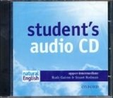 NATURAL ENGLISH UPPER INTERMEDIATE STUDENT´S AUDIO CD