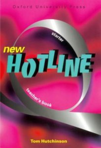 NEW HOTLINE STARTER TEACHER´S BOOK